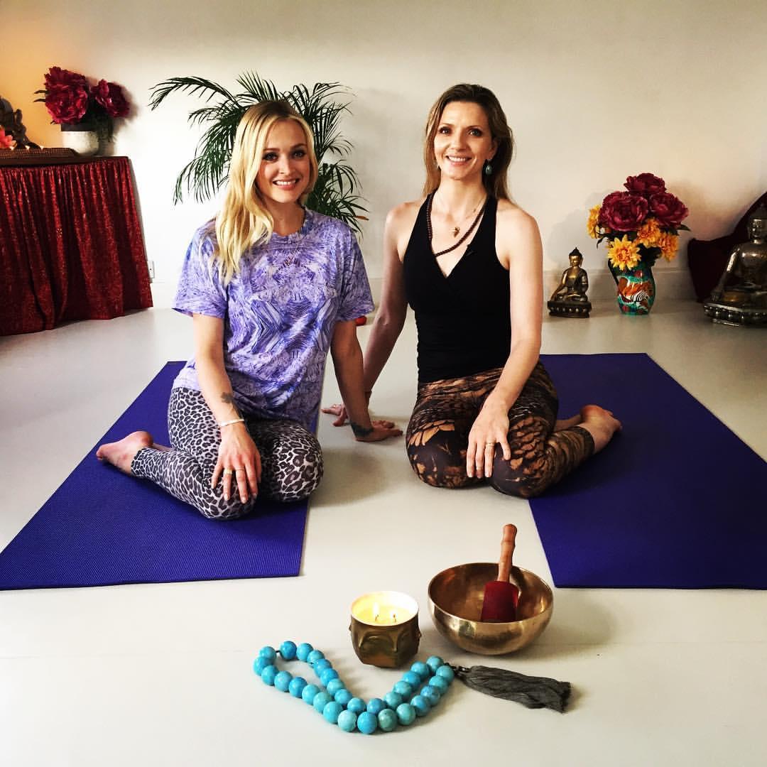 Fearne Zephyr Yoga Photo