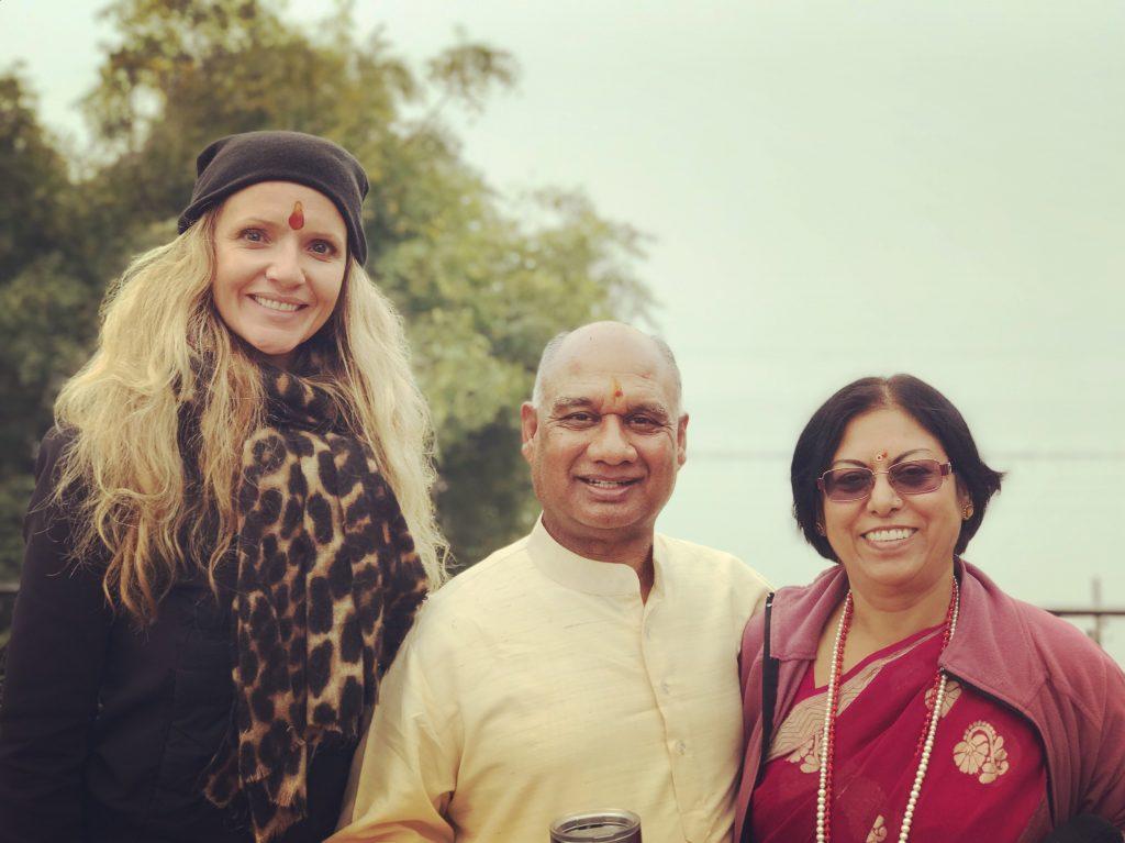 Pandit Rajmani & Meera Tigunait